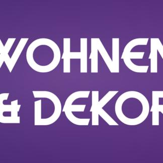 Wohnen & Dekor
